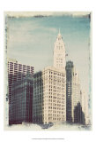 Chicago Vintage II Posters by Meghan McSweeney