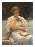 Orangery Giclee Print by Charles Edward Perugini