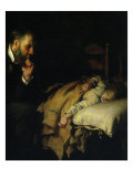The Doctor, 1891 Giclee Print