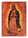 Our Lady of Guadeloupe Giclee Print
