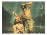 Baptism of Christ Giclee Print