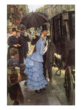The Bridesmaid, 1884 Giclee Print by James Tissot