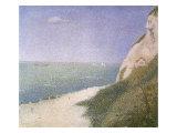 Strand of Beach, 1886 Gicléedruk van Georges Seurat