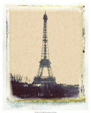 Eiffel View I Giclee Print by Meghan McSweeney