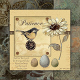 Patience Prints by Jo Moulton