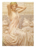 Silver, 1886 Giclee Print by Albert Joseph Moore