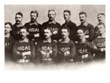 Team Photo, 1890 Giclee Print
