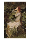 Ophelia, 1894 Giclee Print
