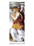 Angel, 1565 Giclee Print by Giovanni Battista Moroni