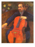 Portrait of Fritz Schneklud, 1894 Giclee Print by Paul Gauguin