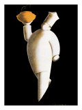 Art-Deco Chef, 1927 Giclee Print by Federico Seneca
