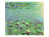 Water Lilies, 1914 Giclee Print by Claude Monet