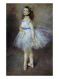 The Dancer, 1874 Giclee Print by Pierre-Auguste Renoir