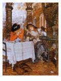 Café Rendezvous, 1868 Giclee Print by James Tissot