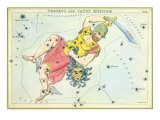 Perseus, Sword, Medusa Giclee Print
