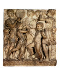 Festive Music, 1435 Giclee Print by Luca Della Robbia