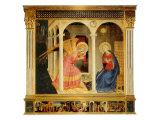Annunciation, 1425 Giclée-Druck von  Fra Angelico
