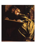 Painter and His Bride, 1864 Giclee Print by Frederick Leighton