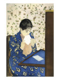 The Letter, 1891 Giclee Print by Mary Cassatt