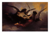 Soul Brought to Heaven, 1878 Giclee Print