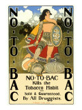 No-To-Bac, 1895 Giclee Print