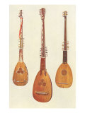 Three Chitarroni, 1888 Giclee Print by William Gibb