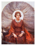 Madonna of the Prairie, 1921 Giclee Print