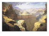 Grand Canyon, 1911 Giclee Print by William Robinson Leigh