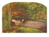 Ophelia, 1851 Giclee Print