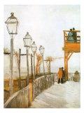 Enjoying the View, 1886 Giclee Print by Vincent van Gogh