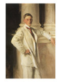 The Earl of Dalhousie, 1900 Giclee Print by John Singer Sargent