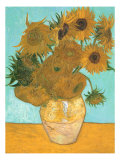 Sunflowers, 1889 Giclee Print by Vincent van Gogh