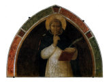 Saint Peter, Silence, 1435 Giclee Print by  Fra Angelico