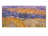 Rainy Landscape, 1890 Giclee Print by Vincent van Gogh
