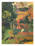 Matamoe, 1892 Giclee Print by Paul Gauguin