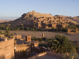 Old City, the Location for Many Films, Ait Ben Haddou, UNESCO World Heritage Site, Morocco Photographic Print by Ethel Davies