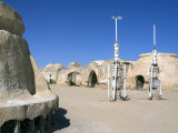Star Wars Set, Near Nefta, Tunisia, North Africa, Africa Photographic Print by Ethel Davies