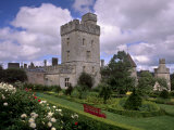 Lismore Castle, Lismore, County Waterford, Munster, Republic of Ireland Photographic Print by Patrick Dieudonne