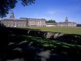 Hopetoun House, a Georgian Palace Built in 1699 by Architects W Bruce and W Adam, Lothian, Scotland Photographic Print by Patrick Dieudonne
