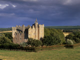 Stuart Castle Near Inverness, Highland Region, Scotland, United Kingdom, Europe Photographic Print by Patrick Dieudonne