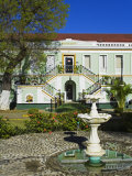 Legislature Building, City of Charlotte Amalie, St. Thomas Island, U.S. Virgin Islands, West Indies Photographic Print by Richard Cummins