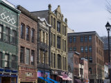 Cityscape, Halifax, Nova Scotia, Canada, North America Photographic Print by Ethel Davies