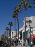 Third Street Promenade, Santa Monica, California, United States of America, North America Photographic Print by Ethel Davies