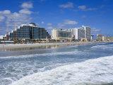 Beachfront Hotels, Daytona Beach, Florida, United States of America, North America Photographic Print by Richard Cummins