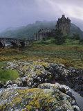 Eilean Donan Castle, Dornie, Highland Region, Scotland, United Kingdom, Europe Reproduction photographique par Patrick Dieudonne