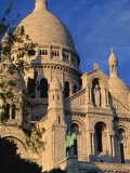 Sacre Coeur, Montmartre, Paris, France, Europe Photographic Print by Alain Evrard