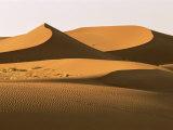 Red Sand Dunes, Up to 300M, Sossusvlei, Namib-Naukluft Desert Park, Namibia, Africa Photographic Print by Patrick Dieudonne