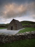 Gallarus Oratory, Ballynana, Dingle Peninsula, County Kerry, Munster, Republic of Ireland Photographic Print by Patrick Dieudonne