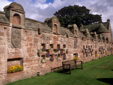 Edzell Castle, Near Edzell Village and Brechin, Angus, Scotland, UK Photographic Print by Patrick Dieudonne