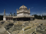 Tipu Sultan's Tomb, Mysore, Karnataka State, India Photographic Print by Christina Gascoigne